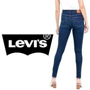 Levi's 720 High Rise Super Skinny Jeans - Size 26